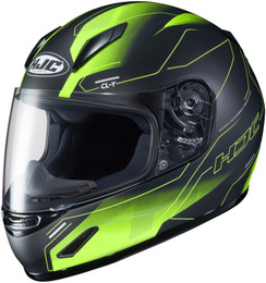 HJC CL-Y Taze Yellow Helmet