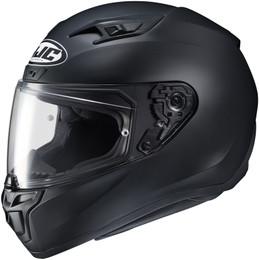 HJC i10 Solid Matte Gloss Black Helmet