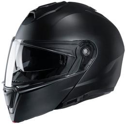 HJC i90 Solid Matte Black Helmet