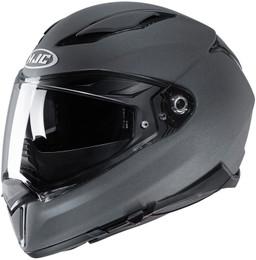 HJC F70 Silver Helmet