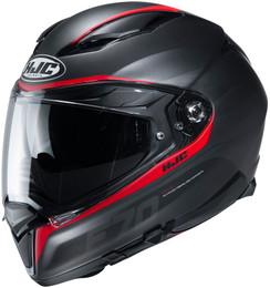 HJC F70 Feron Red Helmet