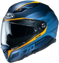 HJC F70 Feron Blue Helmet