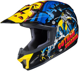 HJC CL-XY 2 Batman Youth Helmet