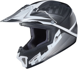 HJC CL-XY 2 Ellusion Grey Youth Helmet