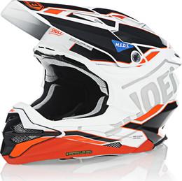 Shoei VFX-EVO ALLEGIANT TC-8 Orange Helmet