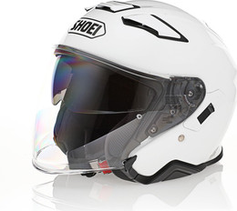 Shoei J-CRUISE II Gloss White Helmet