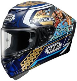 Shoei X-14 MARQUEZ MOTEGI 3 Helmet