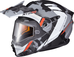 Scorpion EXO-AT950 Snow Outrigger Helmet Grey