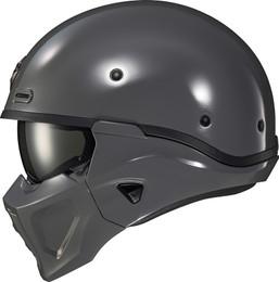 Scorpion Covert X Helmet Grey