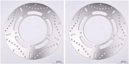 EBC Street Brake Disc Rotors MD643 (2 Rotors - Bundle)