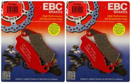 EBC Brake Pads FA185X (2 Packs - Enough for 2 Rotors)