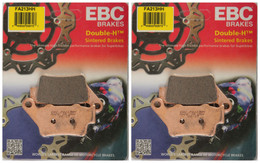 EBC Double-H Sintered Metal Brake Pads FA213HH (2 Packs - Enough for 2 Rotors)
