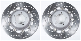 EBC Street Brake Disc Rotors MD602RS (2 Rotors - Bundle)