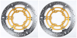 EBC Street Brake Disc Rotors MD3091X (2 Rotors - Bundle)
