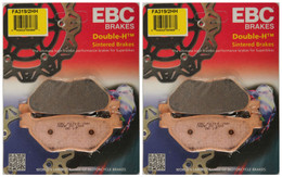 EBC Double-H Sintered Metal Brake Pads FA319 2HH (2 Packs - Enough for 2 Rotors)