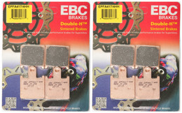 EBC Brake Pads EPFA417/4H (2 Packs - Enough for 2 Rotors)