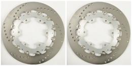 EBC Street Brake Disc Rotors MD607LS (2 Rotors - Bundle)