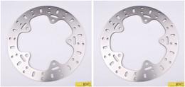 EBC Street Brake Disc Rotors MD671 (2 Rotors - Bundle)