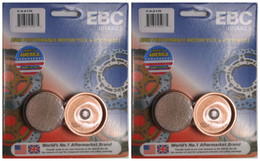 EBC R-Series Sintered Brake Pads FA21R (2 Packs - Enough for 2 Rotors)
