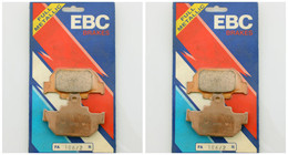EBC Brake Pads FA106/2R (2 Packs - Enough for 2 Rotors)