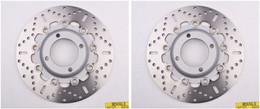 EBC Brake Disc Rotors MD656LS (2 Rotors - Bundle)