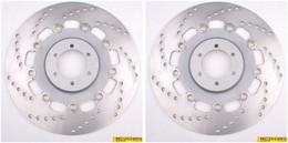 EBC Street Brake Disc Rotors MD2024RS (2 Rotors - Bundle)