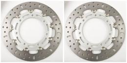 EBC Street Brake Disc Rotors MD4124LS (2 Rotors - Bundle)
