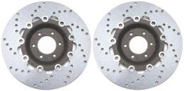 EBC Street Brake Disc Rotors MD3028LS (2 Rotors - Bundle)