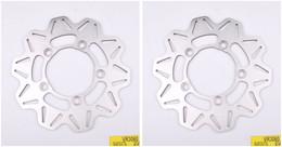 EBC VEE Disc Rotors Rear VR3060 SS (2 Rotors - Bundle)