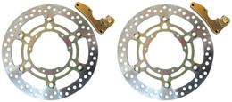 EBC Oversized Disc Rotors Kit CNTROS6015C (2 Rotors - Bundle)