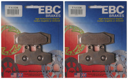 EBC Brake Pads FA132R (2 Packs - Enough for 2 Rotors)