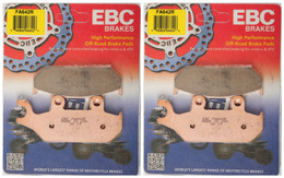 EBC Brake Pads FA642R (2 Packs - Enough for 2 Rotors)