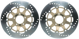 EBC Street Brake Disc Rotors MD4137RS (2 Rotors - Bundle)