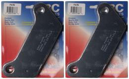 EBC Organic Brake Pads FA79 (2 Packs - Enough for 2 Rotors)
