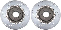 EBC Street Brake Disc Rotors MD3028RS (2 Rotors - Bundle)