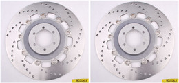 EBC Street Brake Disc Rotors MD2024LS (2 Rotors - Bundle)