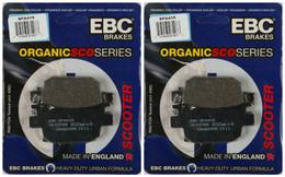 EBC Brake Pads SFA415 (2 Packs - Enough for 2 Rotors)