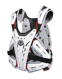 Troy Lee Designs BG5900 Chest Protector White size Large