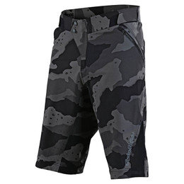 Troy Lee Designs Ruckus Camo Gray Shorts