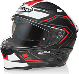 Suomy Speedstar Glow Red Helmet