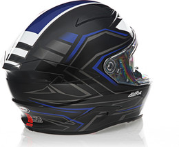Suomy Speedstar Glow Blue Helmet