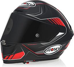 Suomy SR-GP Gamma Matte Red Helmet