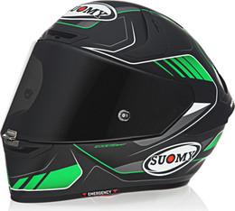 Suomy SR-GP Gamma Matte Green Helmet