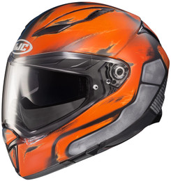 HJC F70 Deathstroke MC-27 SF Matte Helmet
