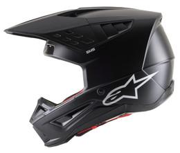 Alpinestars SM5 Solid Black Matte Helmet