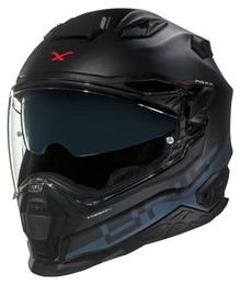 NEXX XWST 2 Unit-X Matte Black Blue Helmet