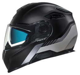 NEXX X-Vilitur Latitude Matte Black Grey Helmet
