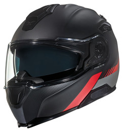 NEXX X-Vilitur Latitude Matte Black Red Helmet