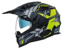 NEXX XWED 2 Wild Country Black Yellow Helmet