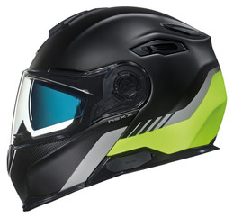 NEXX X-Vilitur Latitude Matte Black Hi-Viz Helmet